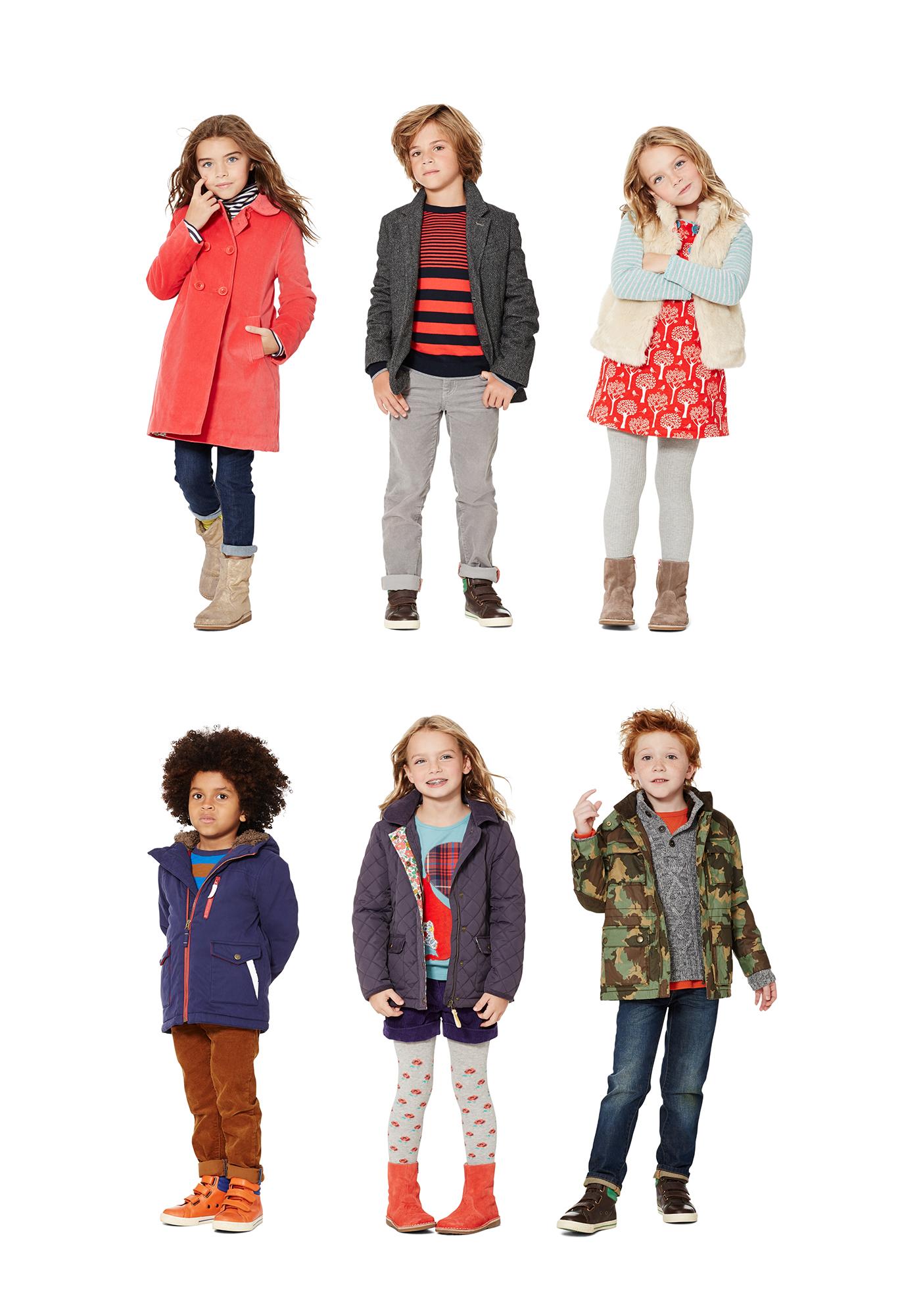 Fashion Photography: Boden Kids